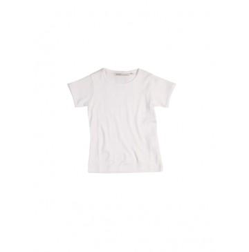 Deals - Girls basic shirt uni cashmere blue (4 pcs)