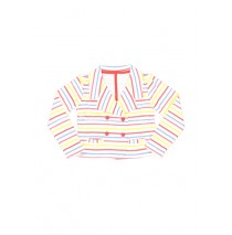 Deals - Subnation striped blazer bittersweet (4 pcs)