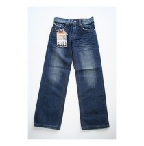 RG512 - Boys denim pant 128-164 (2 pcs)