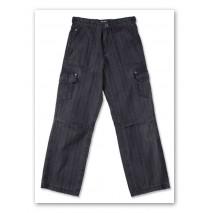 Poetic darkness pant grey checks (5 pcs)