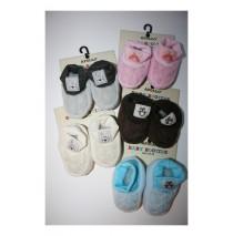 Baby Booties Animals + Princess (6 pair)