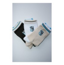 Boys Socks Academy black coffee (7 sets of 3 pcs)