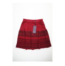 Girls skirt wine red (4 pcs)