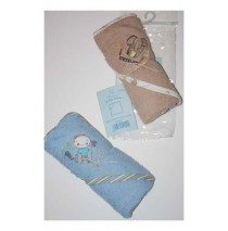 Giftset Elephant Boy Bathcape (2 pcs)