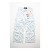 Casual 7/8 pant light blue (6 pcs)