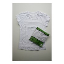Boys stretch 2-pack shirt basic optical white (2 pcs)