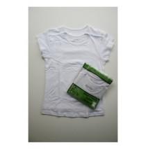 Boys stretch 2-pack shirt basic optical white (2 pcs)