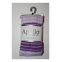Baby Tights-maillot stripes pastel lilac (5 pcs)