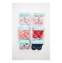 Baby Socks giftbox Hearts & Butterfly (8 pair)