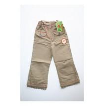 Small girls pants sand (5 pcs)