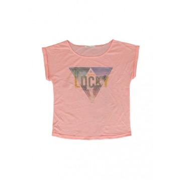 Deals - Impulse shirt flamingo pink (4 pcs)