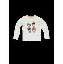 Deals - Essence shirt marshmallow (4 pcs)