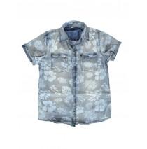 Deals - Deep Summer shirt Combo 1 denim blue (4 pcs)