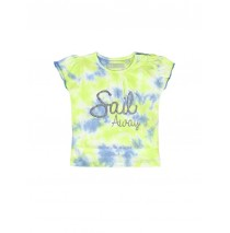 Deals - Deep Summer t-shirt Combo 1 sunny lime (4 pcs)