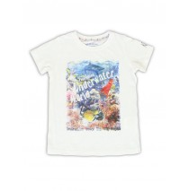 Deals - Soft Fiction t-shirt Combo 1 optical white (4 pcs)
