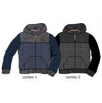 Elemental cardigan Combo 1 black (4 pcs)