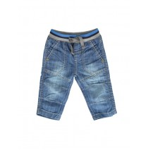 130458 Baby boys shirt denim pant (4 pcs)