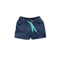 130499 Encounter baby girls short blue (4 pcs)