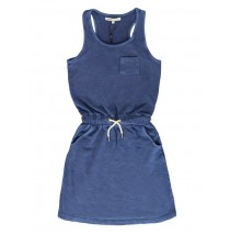 130544 Digital Wave teen girls dress blue (5 pcs)