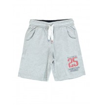 130569 Sport teen boys bermuda gray melange (5 pcs)