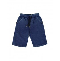 130593 Digital wave small boys bermuda blue (5 pcs)