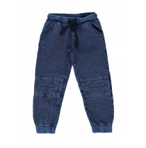 130609 Encounter small boys jogging pant blue (5 pcs)