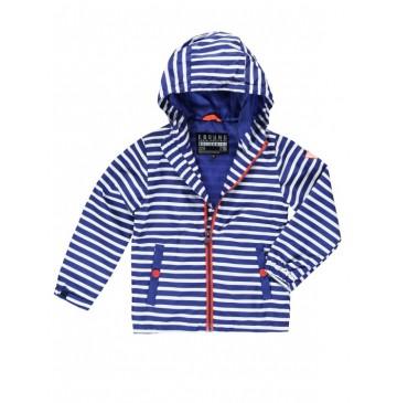 130630 Pauze small boys jacket medieval blue (5 pcs)