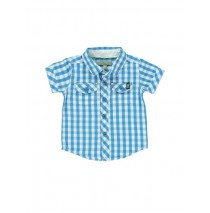 130631 Encounter baby boys shirt combo 1 blue danube (4 pcs)