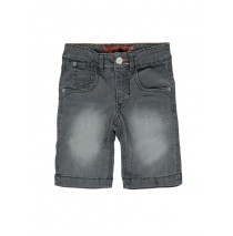 130637 Pauze small boys Jog denim bermuda grey (5 pcs)
