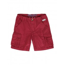 130660 Edgelands small boys bermuda red (5 pcs)