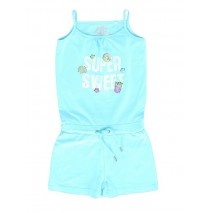 130713 Digital wave small girls overall blue radiance (5 pcs)