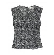 Teen girls blouse black (5 pcs)