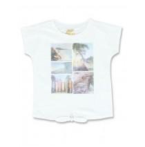 130985 Encounter teen girls shirt combo 1 marshmallow (6 pcs)