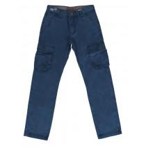 Edgelands teen boys pant insignia blue (5 pcs)