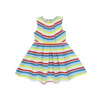 131009 Riviera small girls dress buttercup (5 pcs)