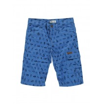 131079 Encounter small boys bermuda french blue (5 pcs)