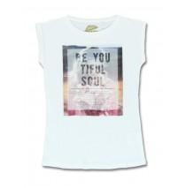 131085 Encounter teen girls shirt combo 1 marshmallow (6 pcs)