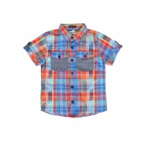 131104 Encounter small boys shirt red (5 pcs)