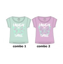 131286 Edgelands small girls shirt combo 2 orchid (6 pcs)
