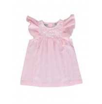 Edgelands baby girls dress combo 1 pink (4 pcs)