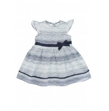 131422 Digital Wave baby girls dress combo 1 blue (4 pcs)