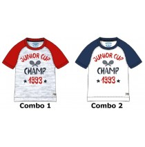 131457 Edgelands small boys shirt Combo 2 optical white (6 pcs)