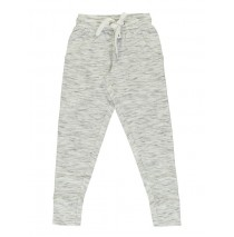 131611 Pauze small girls jogging pant gray melange (5 pcs)