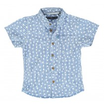 Encounter small boys shirt blue (5 pcs)