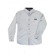 132362 Edgelands teen boys blouse blue (5 pcs)