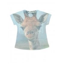 133088 Encounter small girls shirt combo 1 giraffe (6 pcs)
