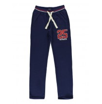 133095 Sport teen boys jogging pant medieval blue (5 pcs)