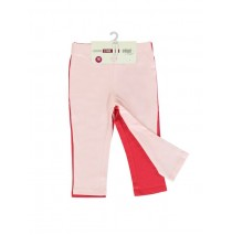 133104 Basic small girls legging two pack pink dogwood (5 pcs)