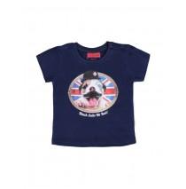 133201 Digital Wave baby boys shirt combo 1 medieval blue (4 pcs)