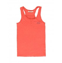 Riviera teen girls singlet combo 1 deep sea coral (6 pcs)